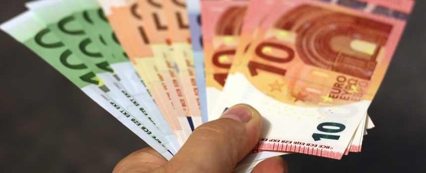 Plafond de paiement en Europe